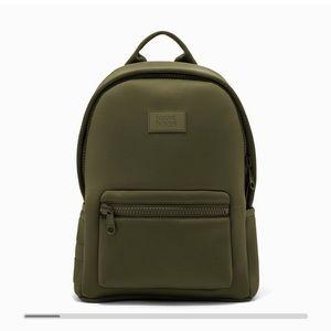 Dagne Dover Dakota Backpack, Medium (Moss Green)